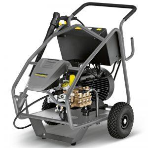 03- Hidrolavadora de alta presión de agua fría a combustión (Gasolina / Diesel)